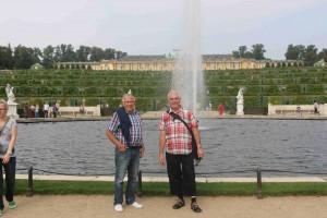 Im Schlossgarten von Sanssouci